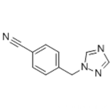 4-(1H-1,2,4-Triazol-1-ylmethyl)benzonitrile CAS 112809-25-3